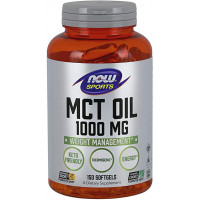 NOW SPORTS MCT OIL 1000mg 150CPS