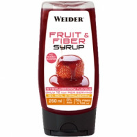 WEIDER FRUIT & FIBER SYRUP 250ml