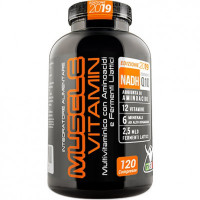 NET MUSCLE VITAMIN 120CPR