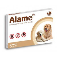 ALAMO SPOT-ON CANI 5PIP 1ML