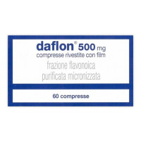 "DAFL, ""500 MG COMPRESSE RIVESTITE CON FILM""60 COMPRESSE"""