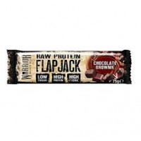 WARRIOR FLAP JACK RAW CHOCO BROWNIE 75g