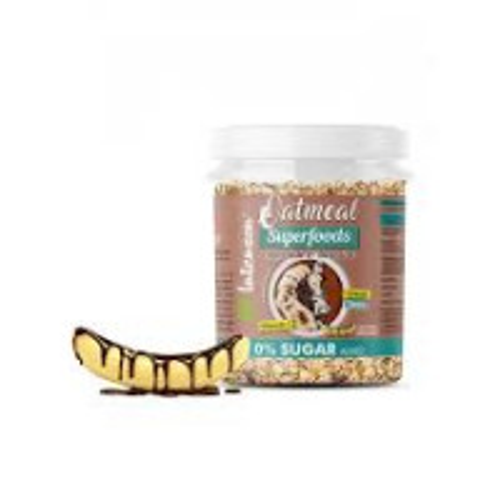 INTENSON SUPERFOODS OATMEAL CHOCOLATE & BANANA 60GR