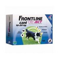 FRONTLINE TRI-ACT*6PIP 2ML