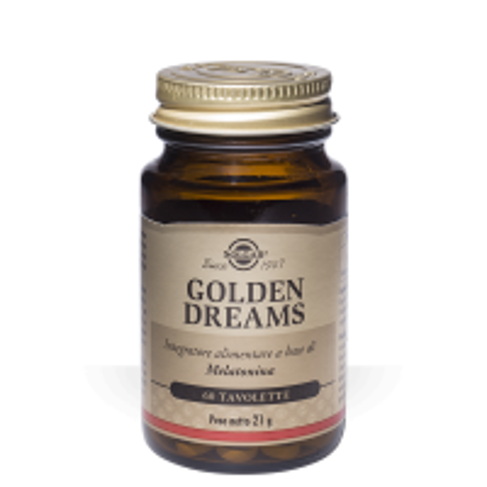 SOLGAR GOLDEN DREAMS 60TAV