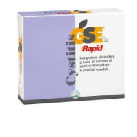 GSE CYSTITIS RAPID 30CPR
