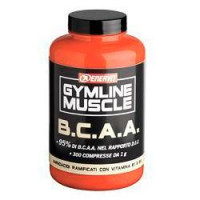 GYMLINE MUSCLE BCAA 300CPR