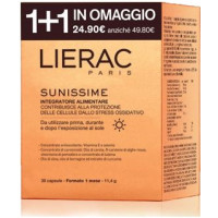 LIERAC DUO SUNISSIME 30+30CPS