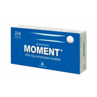 "MOME, ""200 MG COMPRESSE RIVESTITE""24 COMPRESSE"""