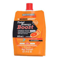 NAMED TOTAL ENERGY BOOST RED ORANGE 100ML