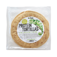 NATOO PROTEIN TORTILLAS 8X40g