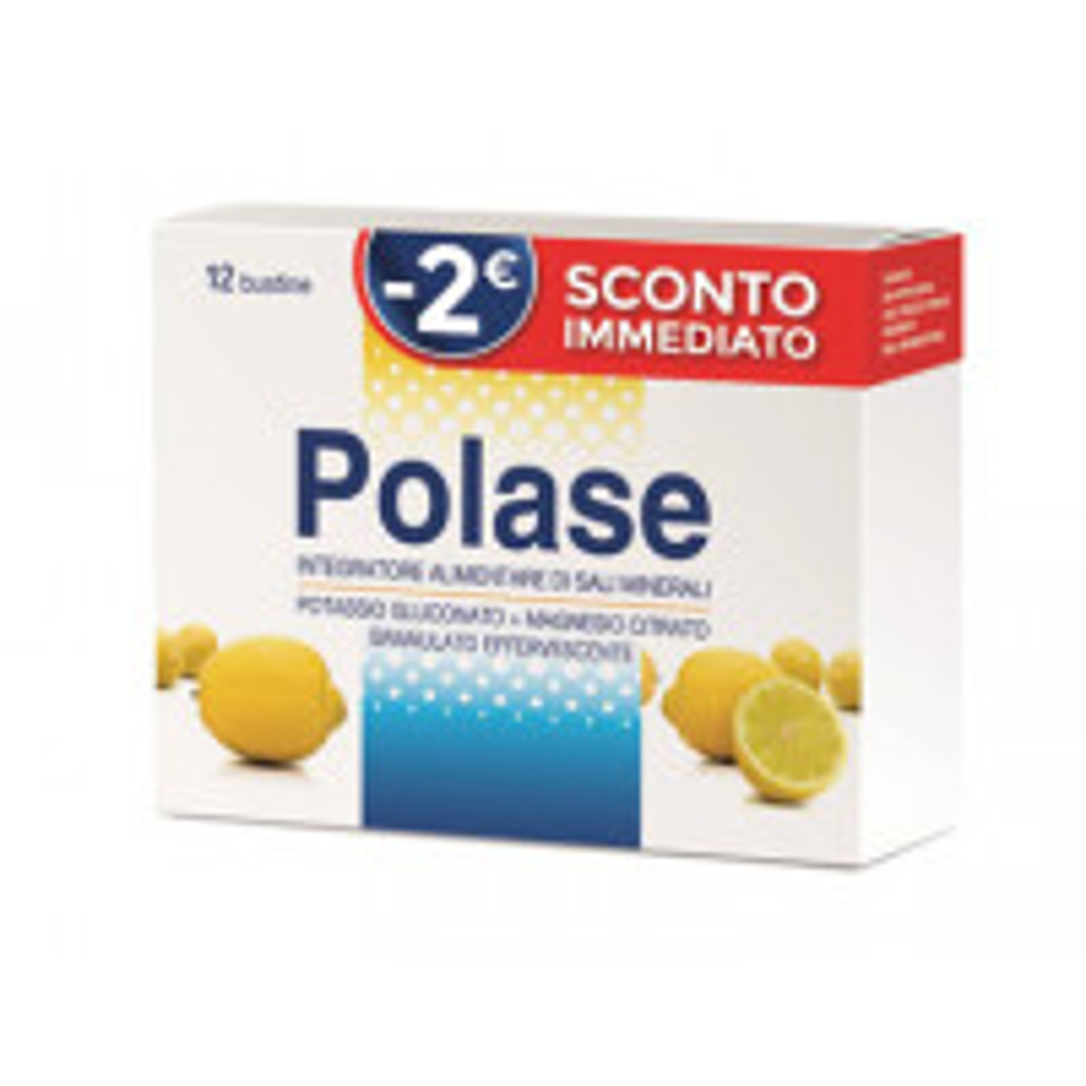 POLASE LIMONE 12BUST PROMO