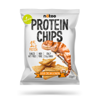 NATOO PROTEIN CHIPS - SOUR CREAM & ONION - 33G