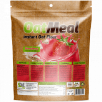 DAILY LIFE OAT MEAL INSTANT STRAWBERRY 1KG