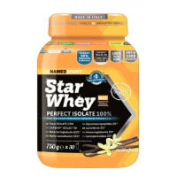 STAR WHEY ISOLATE VANILLA 750G