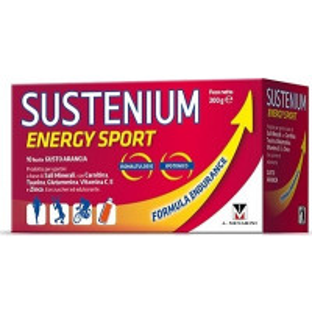 SUSTENIUM ENERGY SPORT 10BUST