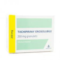 TACHIPIRINA OROSOLUBILE 250 MG 10 BUSTE