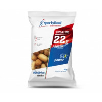 SPORTY FOOD MINI GRISSINO CUMINO 50g