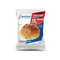 SPORTY FOOD SANDWICH CHOCOLATE CHIPS 50g