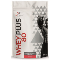 WHEY PLUS 80 BLACK CHOC 900G