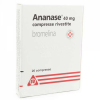 "ANANA, ""40 MG COMPRESSE RIVESTITE""20 COMPRESSE RIVESTITE"""