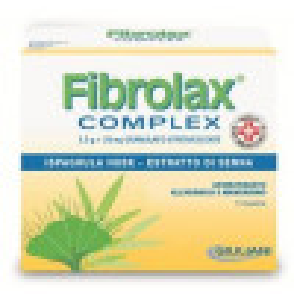 FIBROLAX COMPL, GRANULATO EFFERVESCENTE 14 BUSTINE DA 9 G
