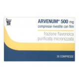 "ARVENUM 5, ""500 MG COMPRESSE RIVESTITE CON FILM""30 COMPRESSE"""