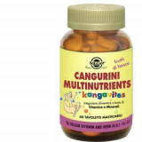 CANGURINI MULTINUTRIENS FRUTTI DI BOSCO 60CPR
