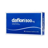 DAFLON 500 MG COMPRESSE RIVESTITE CON FILM 30 COMPRESSE