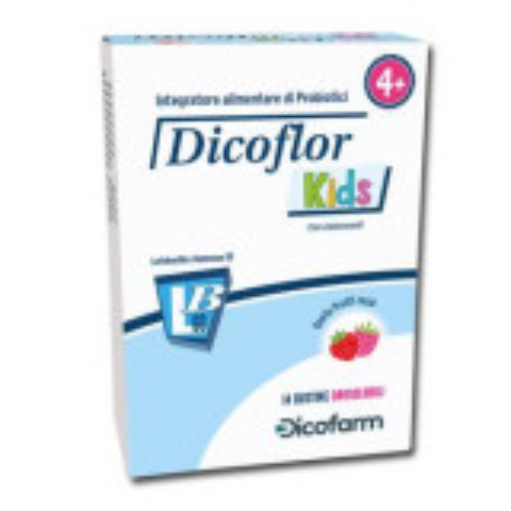 DICOFLOR KIDS 14 BUSTE