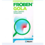 "FROBEN GO, ""0,25% COLLUTORIO""FLACONE DA 160 ML"""