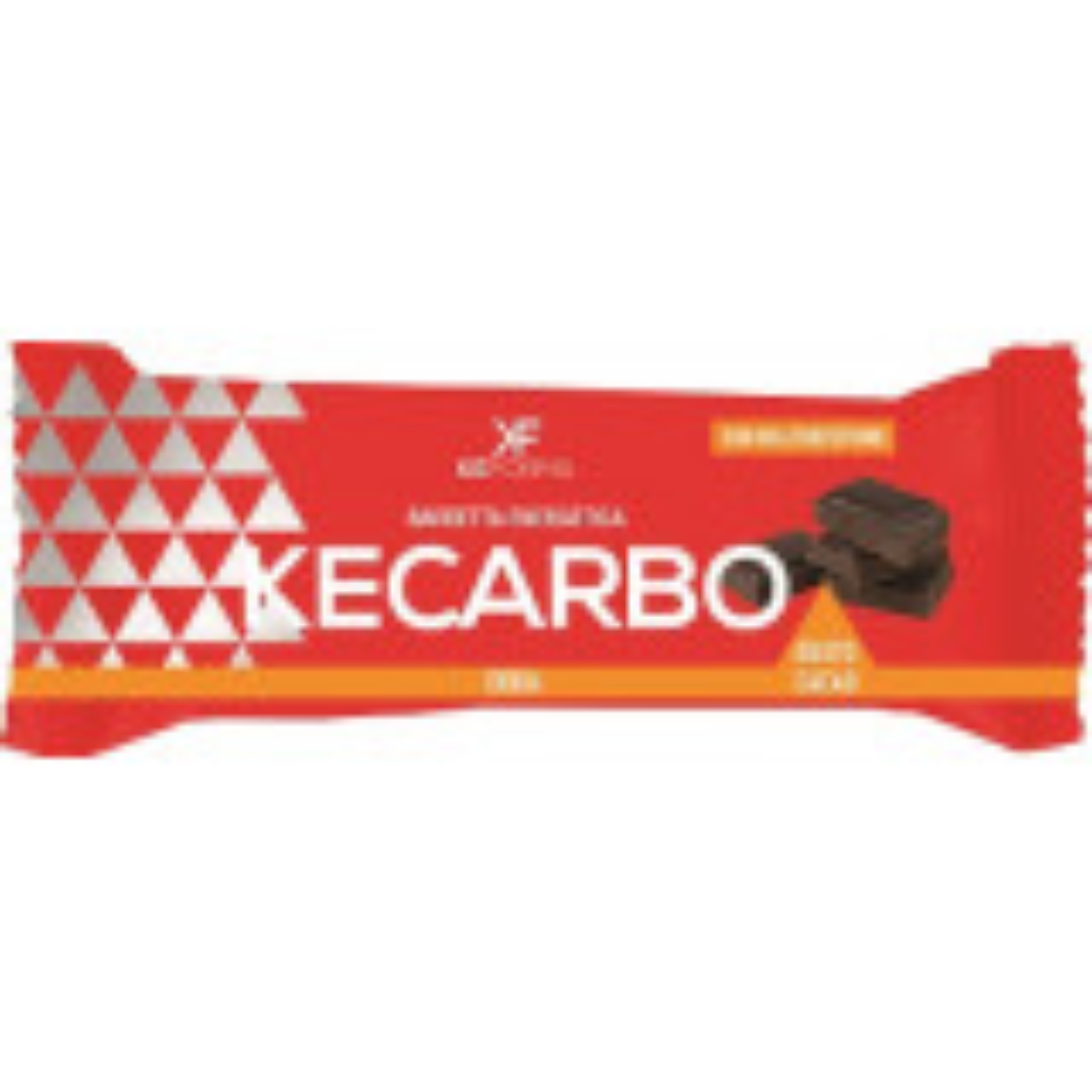 KEFORMA CARBO CACAO BARRETTA 35G