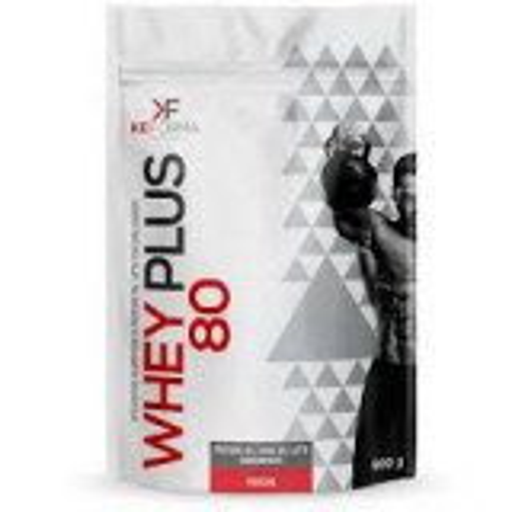 KEFORMA WHEY PLUS 80 WHITE CHOCOLATE 900G
