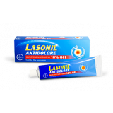 LASONIL ANTIDOLORE 10% GEL 50 G