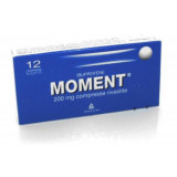 MOMENT 200 MG COMPRESSE RIVESTITE 12 COMPRESSE
