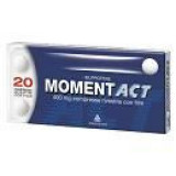 MOMENTACT 400 MG COMPRESSE RIVESTITE CON FILM 20 COMPRESSE