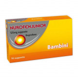 NUROFEN JUNIOR 10SUPPOSTE 125MG