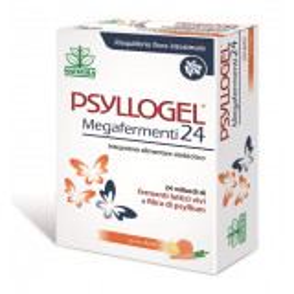 PSYLLOGEL MEGAFERMENTI 24 MILIARDI GUSTO ACE
