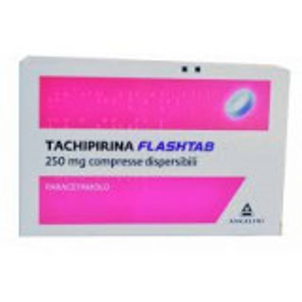 TACHIPIRINA FLASHTAB 250MG