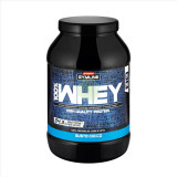 ENERVIT GYMLINE MUSCLE 100% WHEY PROTEINE CONCENTRATE INTEGRATORE COCCO 900 G