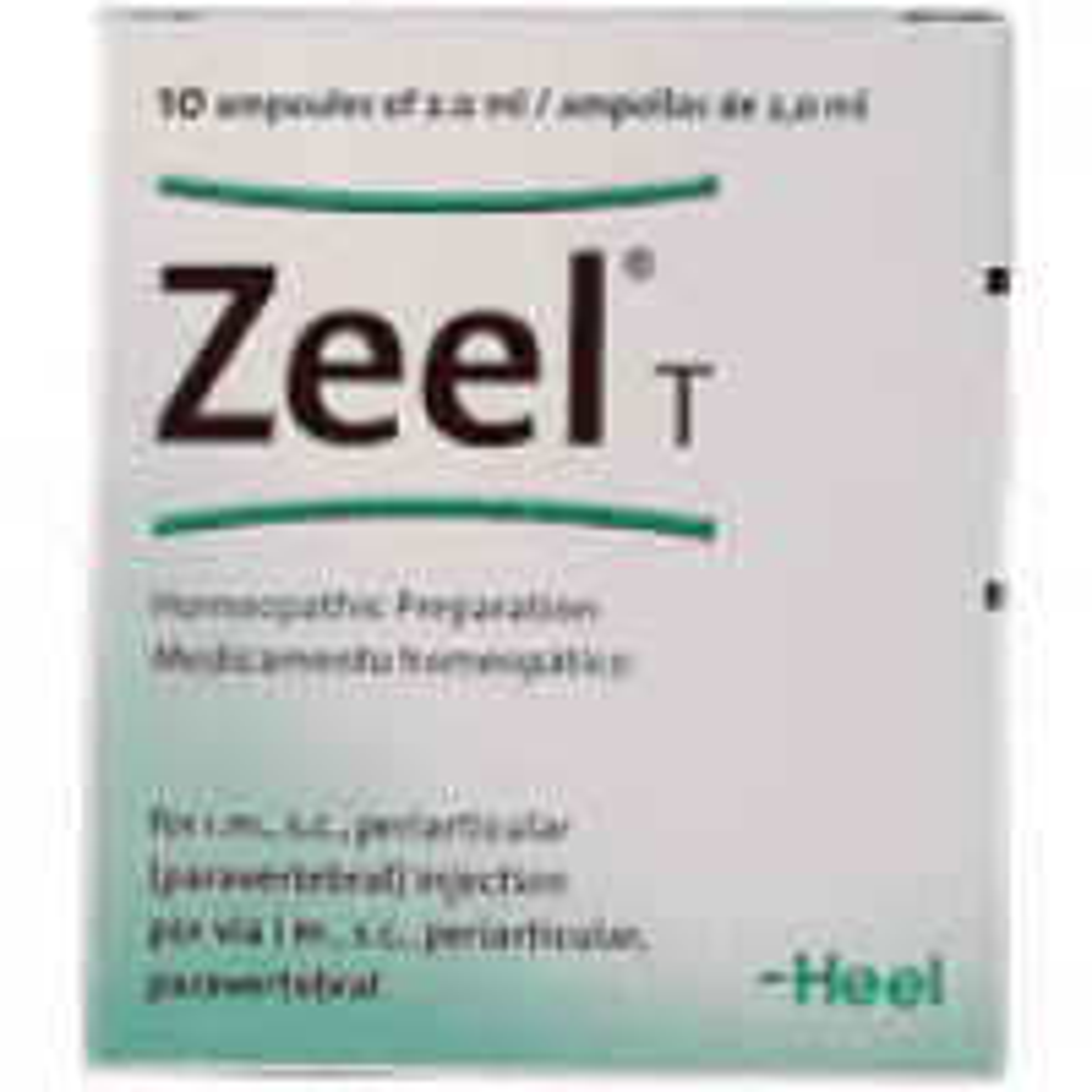 HEEL ZEEL T 10 FIALE 2,2ML