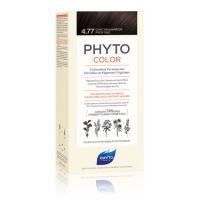 PHYTO PHYTOCOLOR 4.77 CASTANO MARRONE INTENSO