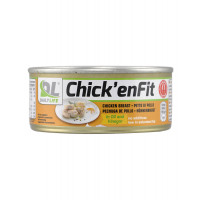 DAILY LIFE CHICK'EN FIT OIL & VINEGAR 100g