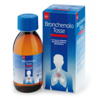 "BRONCHENOLO TOS, ""1,54 MG/ML SCIROPPO""FLACONE 150 ML"""