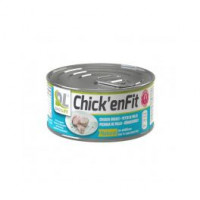 DAILY LIFE CHICK'EN FIT NATURAL 100g