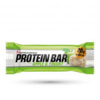 NUTRAMINO PROTEIN BAR APPLE /YOGURT 60 GR