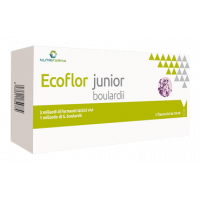 AQUAVIVA ECOFLOR JUNIOR BOULARDII 6 FLACONCINI DA 10ML AQUAVIVA