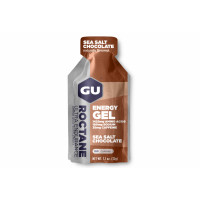 GU Energy Gel Roctane Sea Salt Chocolate