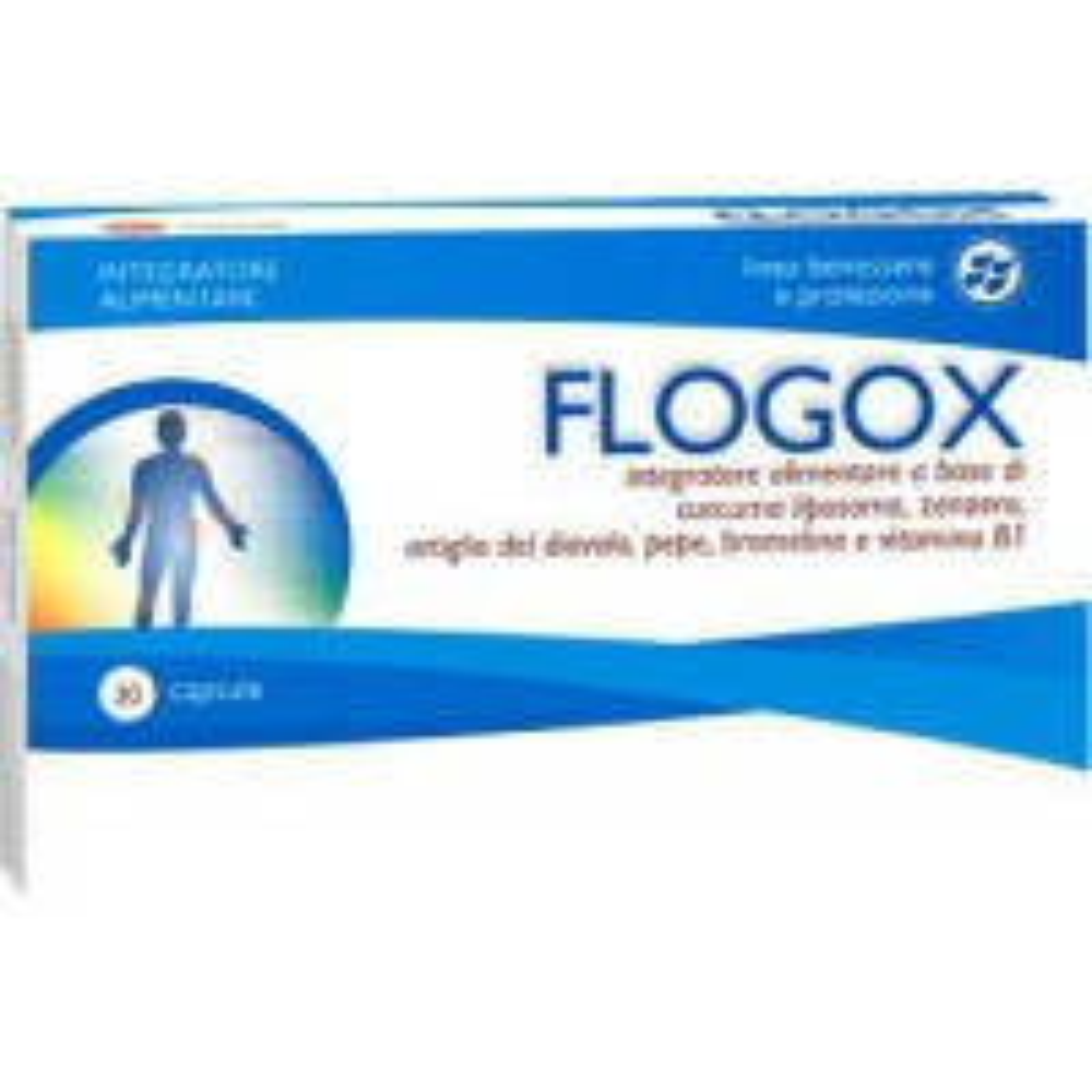 FLOGOX 30CPS VIVAFARMACIA