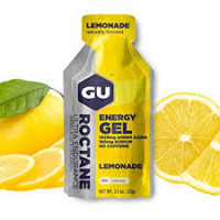 GU Energy Gel Lemonade